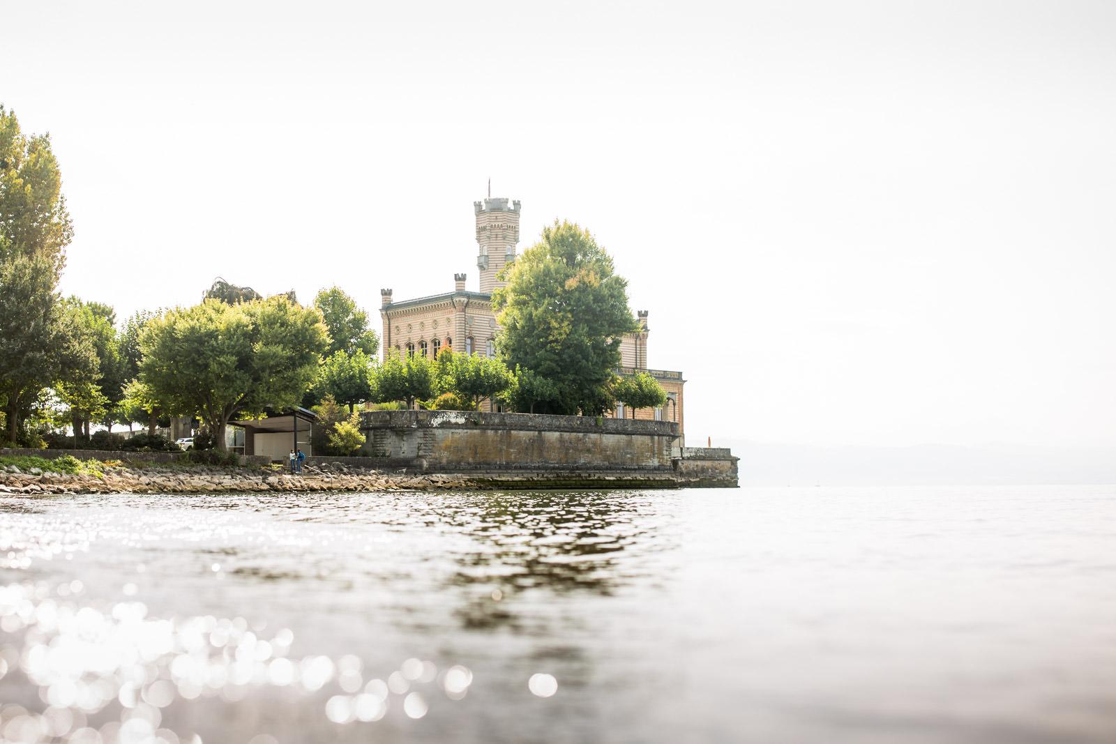 Schloss Montfort von Aussen